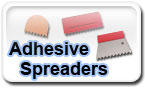 Adhesive Spreaders.